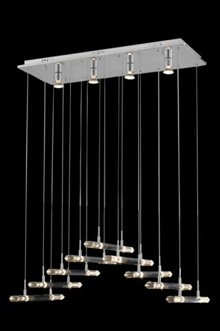 "Architectural style lighting 4523 - L32.5"" W12.5"" H75"""