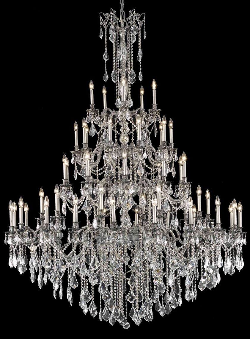 "Luxury lighting 4545 - D64"" H84"" LT:55"