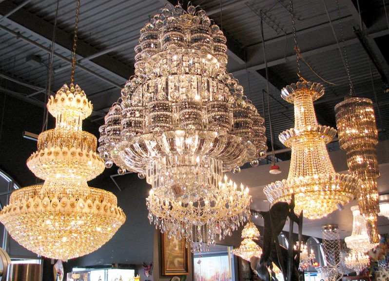 Chandeliers of all sizes and styles including custom orders 4504
